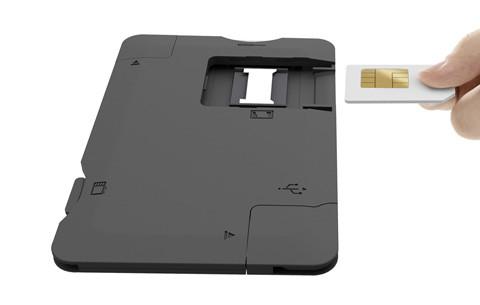 MOCA X7 备用SIM卡存储仓