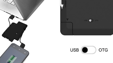 MOCA X7s USB 模式
