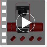 WOW!dea 奇点 M PLUS 模块化多功能无线音响 视频短片 VCR