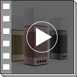 WOW!dea 奇点 SKOIN M3 时光音伴侣音响灯 视频短片 VCR
